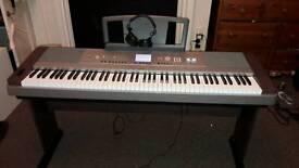 Yamaha DGX640 electric piano