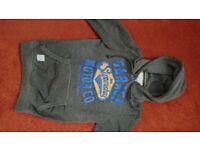Ladies superdry hoodie medium size 8-10