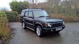 Land Rover Discovery 2 ES Premium 2004
