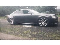 "2008 Audi a4 b8 19""wheels new tyres,full service just done, standard engine"