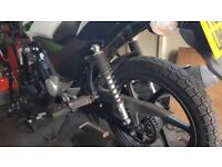 Honda cbf spares or repairs 2009 125