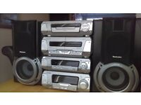 Technics EH550 Stack Stereo System
