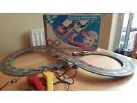 Hornby My First Scalextric Set Racing Track Ages 3+ Scale 1:64 with box and original instructions