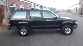 Ford Explorer 4.0 V6 auto 4wd USA import LHD