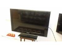 """40"""" SAMSUNG FULL HD 1080p LCD TV LE40B550 LE40B550A5WXXU 4x HDMI WHATHIFI WINNER"""