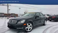 2013 Mercedes-Benz C350 4MATIC NAVIGATION TOIT PANORAMIQUE CAMER