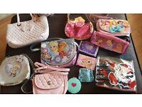 Girls bags.