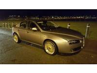 Needs new turbo...alfa 159 jtdm
