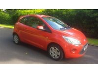 FORD KA STYLE 1.2 NEW SHAPE FULL SERVICE HISTORY 1 PREV OWNER £30 TO TAX CHEAPEST NEW SHAPE STUNNING