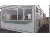37 x 12 ft Pemberton 3 bedroom static caravan
