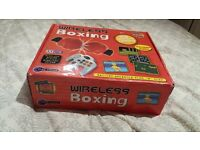 Battery Operated Wireless Boxing Plug 'n' Play TV Game Console (christmas present)