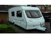 Ace globtrotter 2003 4b caravan
