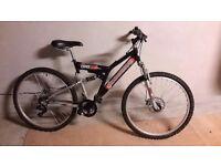 Shockwave SUS Eight t0 Mountain Bike