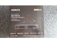 Humax HD-FoxT2 Freeview High Definition receiver
