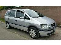 Vauxhall Zafira, 7 Seats. 12 Month MOT. Picasso mazda 5 astra Renault Scenic