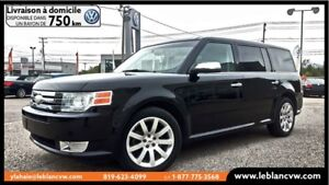 2012 Ford Flex Limited AWD+CUIR+7 PASSAGERS