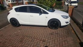 Vauxhall astra active 1.6 16v limted edition