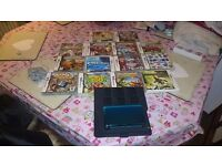 NINTENDO 3Ds plus 13 games (3 x 3D)