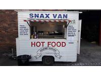5* Burger van/ catering trailer/ street food/ mobile kitchen