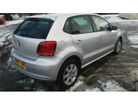 2014 volkswagen polo match edition 1.2
