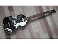 for sale.HOFNER violin bass.