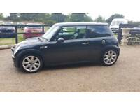 Mini Cooper's 2006 complete full history mot 2 keys cheap car Kent bargain