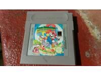 Super Mario land 2 original gameboy game
