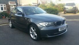 08 Bmw 1 Series 116i Automatic Tiptronic *Serviced With Bmw Inspection* a3 golf leon focus astra dsg
