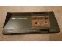 Sega Master System (Original model) plus games.