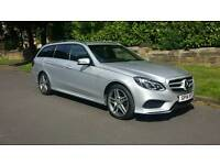 14 REG MERCEDES - BENZ E-CLASS E220 CDI AMG SPORTS LOADED SPEC 5DR 2.1 7G -TRONIC 2 KEYS MANAULS