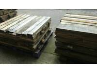 Timber ideal for fencing 50p