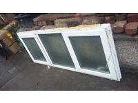 Frosted Double Glazed Window