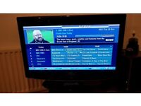 """Samsung LCD TV 37"""" with FREEVIEW - can deliver"""
