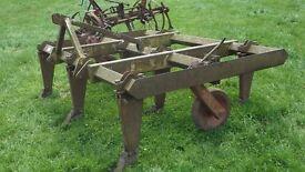 Bomford 7 tine Chisel Plough