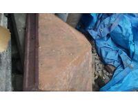 Terracotta Pillar Cap
