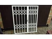Window Security Gates x2 (Mapperley)