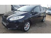 Ford Fiesta Zitec ST Turbo 1l petrol with mot