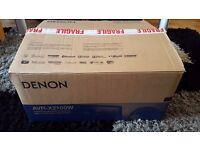 DENON AVR-X2000W Amplifier 7.2 - Like New - Boxed
