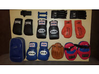 Martial Arts Equipment And Clothing Only £40