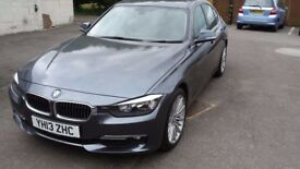 BMW 320d Luxury Automatic - FULL SERVICE HISTORY, SAT NAV, BLUETOOTH = Excellent Condition
