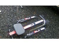 Delta Manta rowing machine