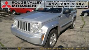 2009 Jeep Liberty Sport - SINGLE OWNER! NO ACCIDENT!