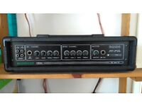 McGregor BG100 2 Channel Mosfet Mixer Amplifier