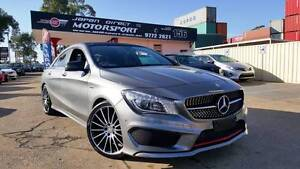2015 Mercedes-Benz CLA250 SPORT 4MATIC 117 MY15 Coupe #848 Condell Park Bankstown Area Preview
