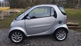 Smart car Automatic very low mileage