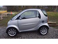 Smart car very low milage