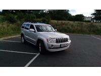 Jeep Grand Cherokee Overland 3.0 CRD 2008