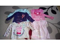 9 to 12 month baby girl bundle
