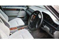 Mercedes E300D estate