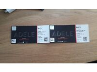 Adele Tickets - Wembley - Pitch - July 29th. Will deliver in London